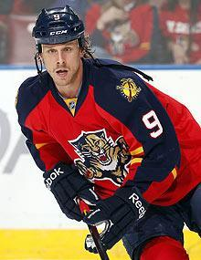 After 10 seasons with the Panthers, Stephen Weiss is on the verge of his first NHL playoff experience