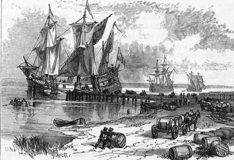 Early American Colonists Had a Cash Problem. Here's How They Solved It