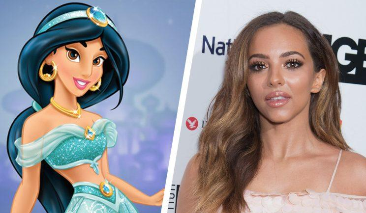 Little Mix's Jade Thirlwall in talks for Princess Jasmine - Credit: Disney/WENN