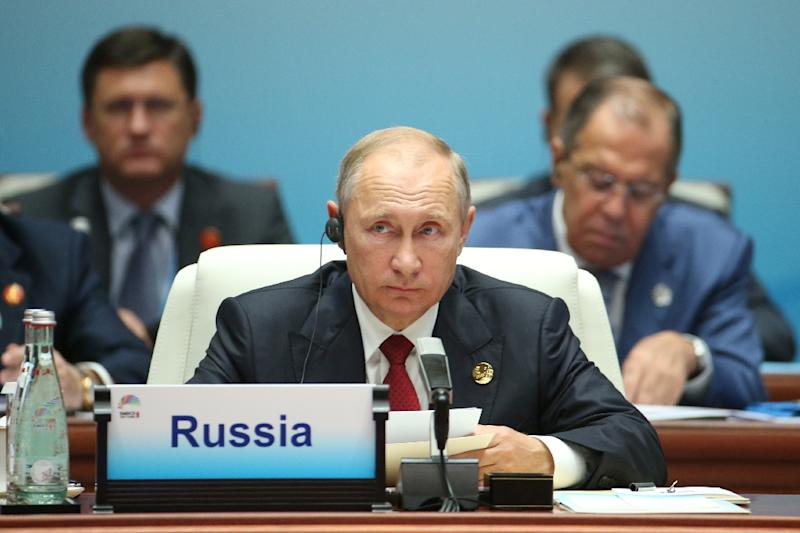 Putin Says Sanctions, Pressure Alone Won't Resolve NKorean Crisis
