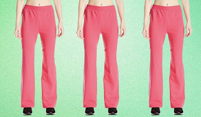 Over 9,400 shoppers rave about these sweats. (Photo: Amazon)