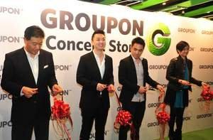 Groupon Concept Store Arrives in Hong Kong