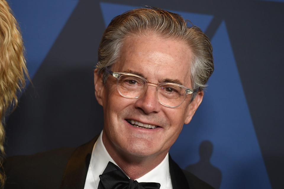 """Kyle MacLachlan, seen in 2019, is known for his work in such David Lynch projects as """"Dune,"""" """"Blue Velvet"""" and """"Twin Peaks."""""""