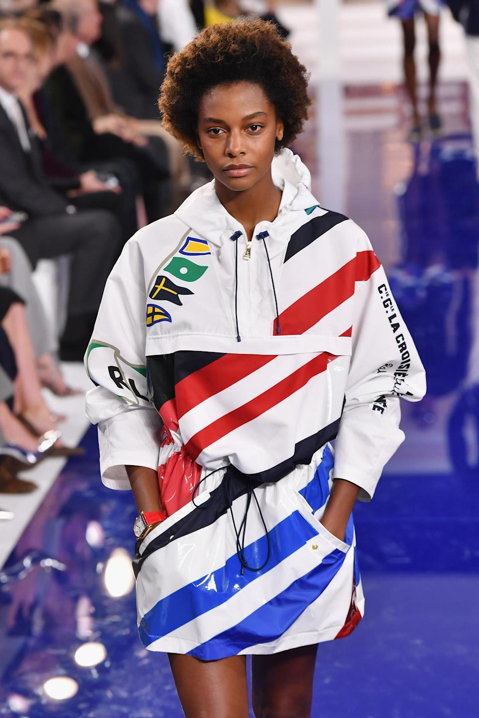 <p>With just the right amount of stretch, this Afro is out of sight. (Photo: Getty Images) </p>