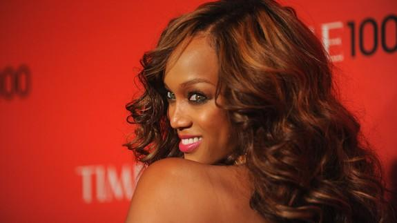 Tyra Banks removes age limit from 'America's Next Top Model'