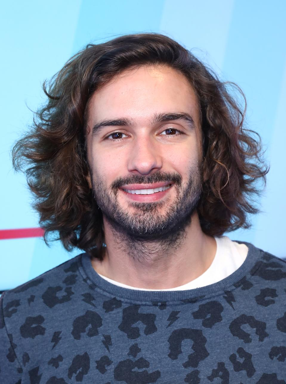 LONDON, ENGLAND - JANUARY 11: Joe Wicks aka 'The Body Coach' visits Heat Radio on January 11, 2019 in London, England. (Photo by Tim P. Whitby/Tim P. Whitby/Getty Images)
