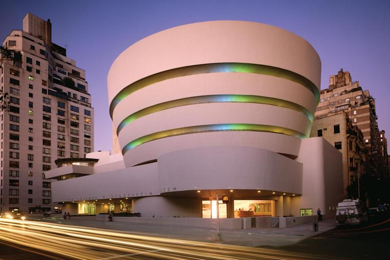 The Wright stuff: the Guggenheim in New York: David Heald