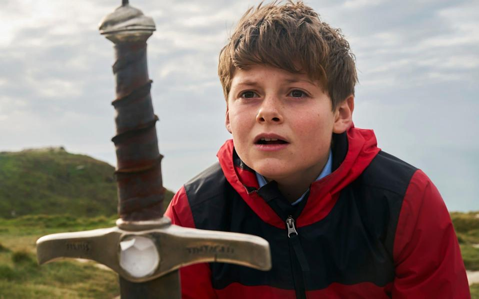 Joe Cornish discusses his new movie The Kid Who Would Be King (Credit: Fox)