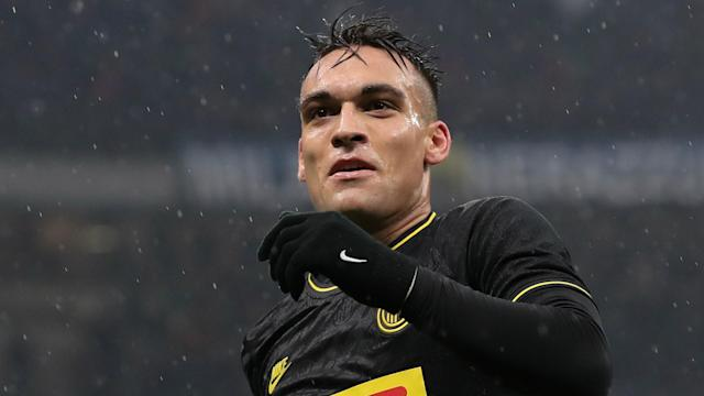 Inter CEO Giuseppe Marotta is hopeful Lautaro Martinez will remain at the club for the remainder of the season despite transfer speculation.