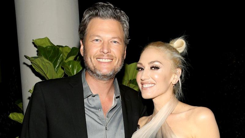 Gwen Stefani Addresses Rumors That She and Blake Shelton Are Getting Married