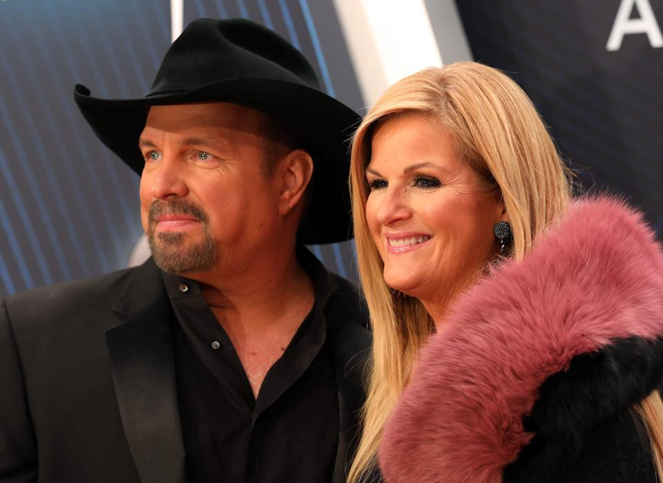 Garth Brooks and Trisha Yearwood are quarantining together as she has tested positive for COVID-19.