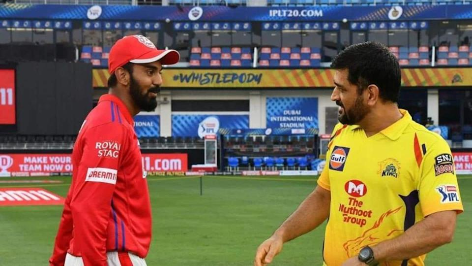 IPL 2021, PBKS vs CSK: Both sides field same team