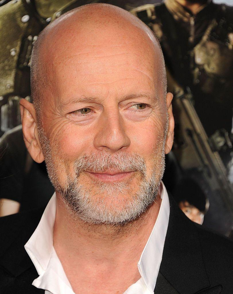 <p><strong>As seen on Bruce Willis</strong></p><p>Many guys notice that their whiskers are sometimes more grey than they expect, especially if you've decided to rock the full-bald look before your hair started to go gray. It's nothing to hide! Embrace the greys and let your beard live. Whether you keep it short and scruffy like Willis here, or let get it a little longer, a grey beard looks distinguished and confident.</p>