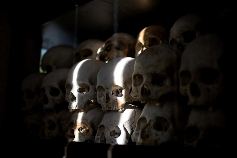 Last surviving Khmer Rouge leaders found guilty of genocide in landmark ruling