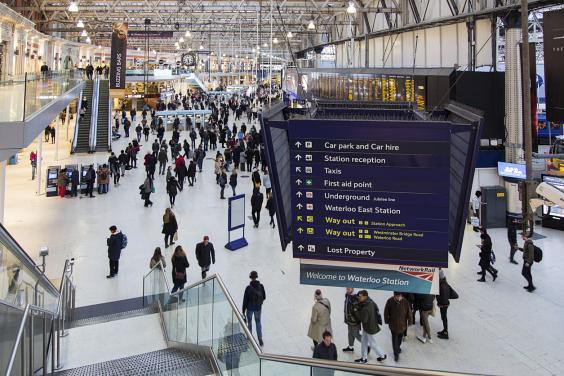 Some train companies charge for picking up lost property (Getty)