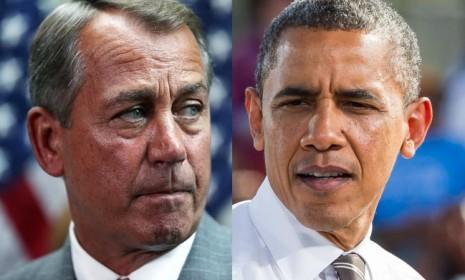 President Obama and John Boehner will likely have to contend with Tea Partiers who refuse to back any tax increases in a potential fiscal-cliff-avoiding bargain.