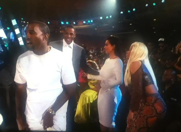 Did Jay-Z Snub Kim Kardashian At BET Awards?
