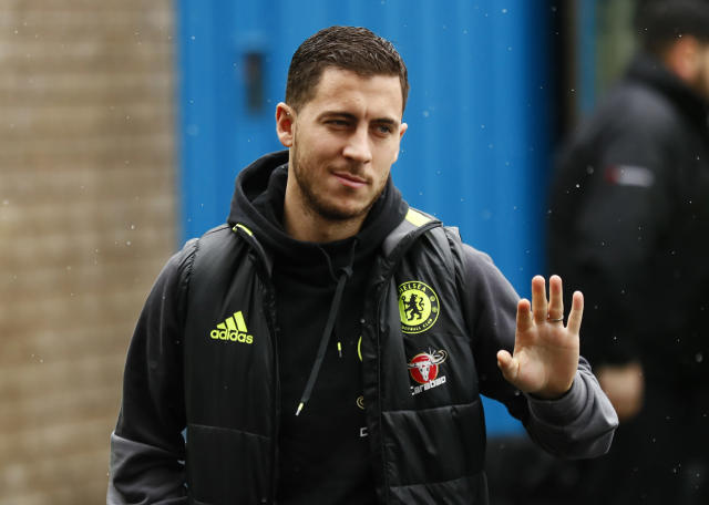 What Eden Hazard's £100 Million Move Would Mean for Real Madrid