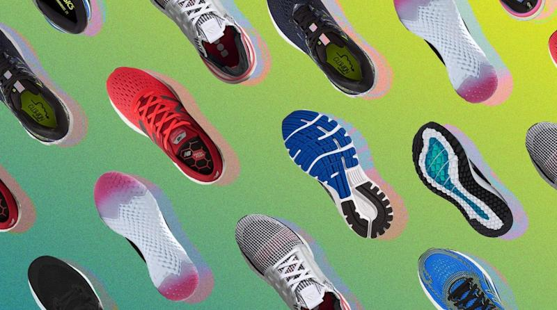 The Best Men's Running Shoes 2019