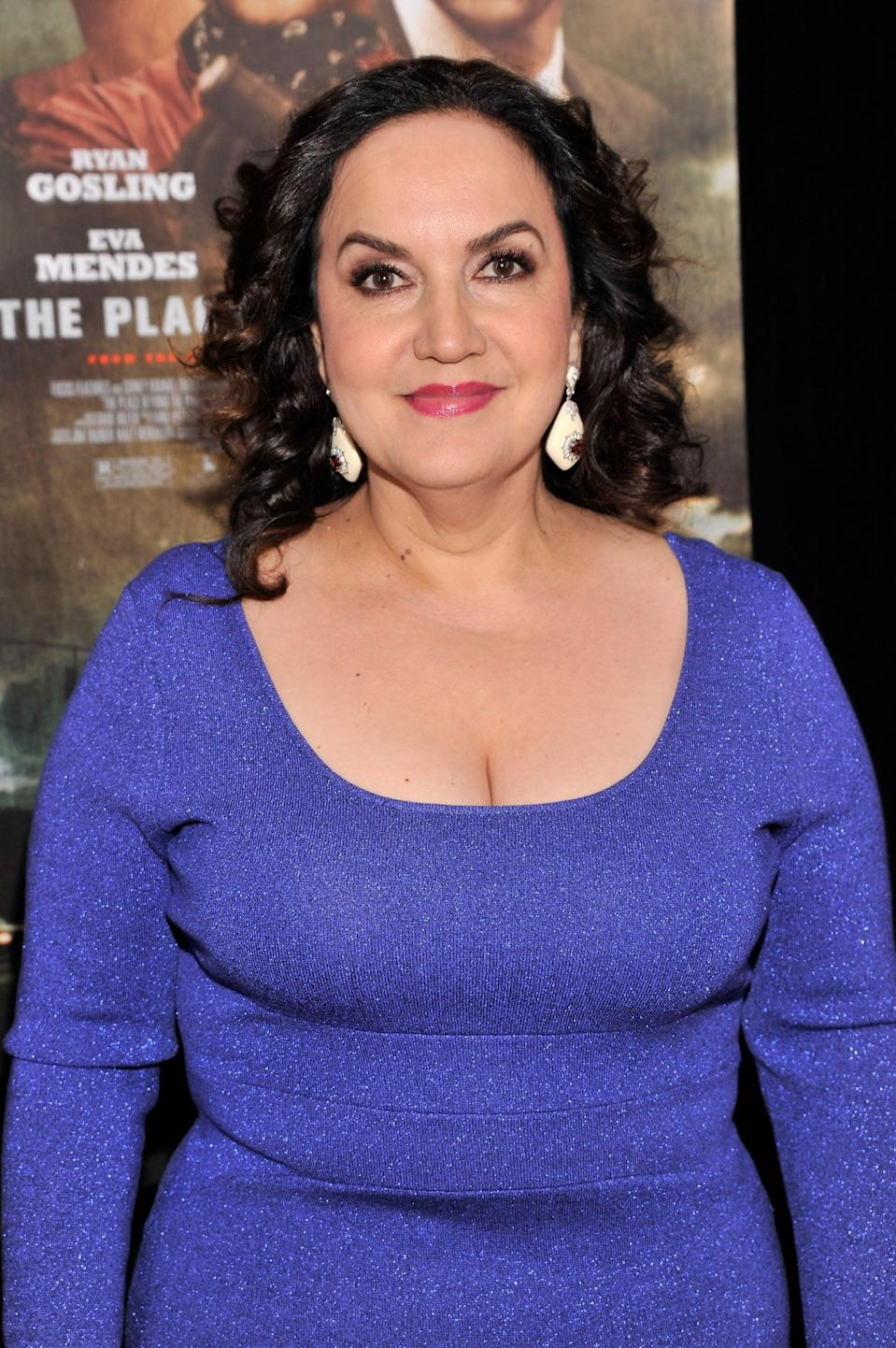 <p>Merediz reprises her original <strong>In The Heights</strong> role as Abuela Claudia, the adoptive grandmother of the entire community.</p>