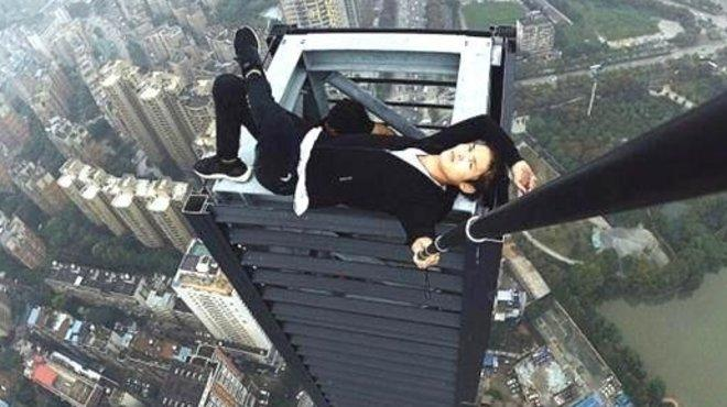 Daredevil 'Rooftopper' Plunges To His Death From Chinese High Rise
