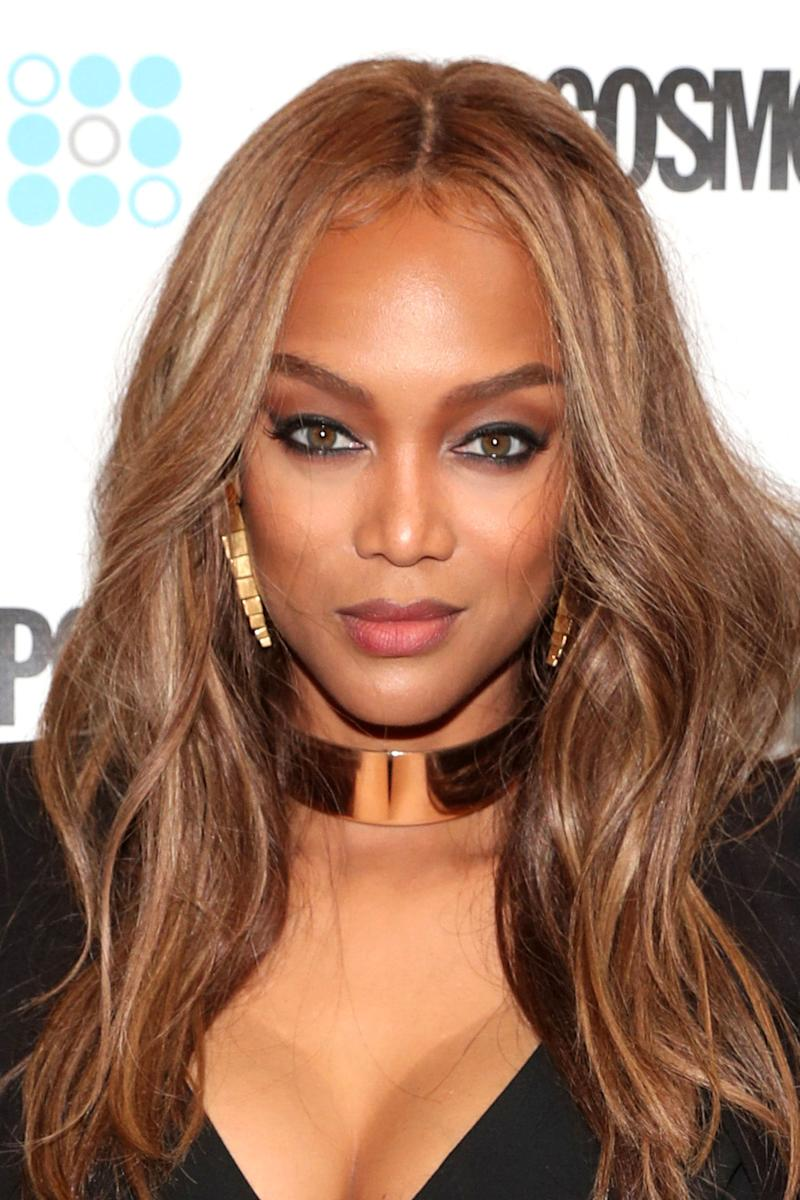 Tyra Banks Will Return As Host of America's Next Top Model