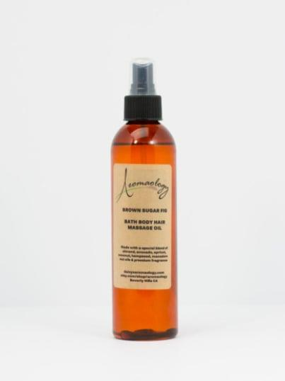 <p>The relaxing doesn't end with a spa-like soak, either. I'll be keeping <span>Aromaology's Brown Sugar & Fig Scented Body Oil</span> ($22) nearby to massage out some pesky muscle knots that my long hot bath didn't relieve.</p>