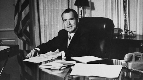 a study of the watergate scandal and the disgrace of president nixon He stuck with nixon during the watergate scandal long after his advisors had concluded that the president was a liar and a lost cause, writes reagan's  nixon resigned in disgrace, and a.