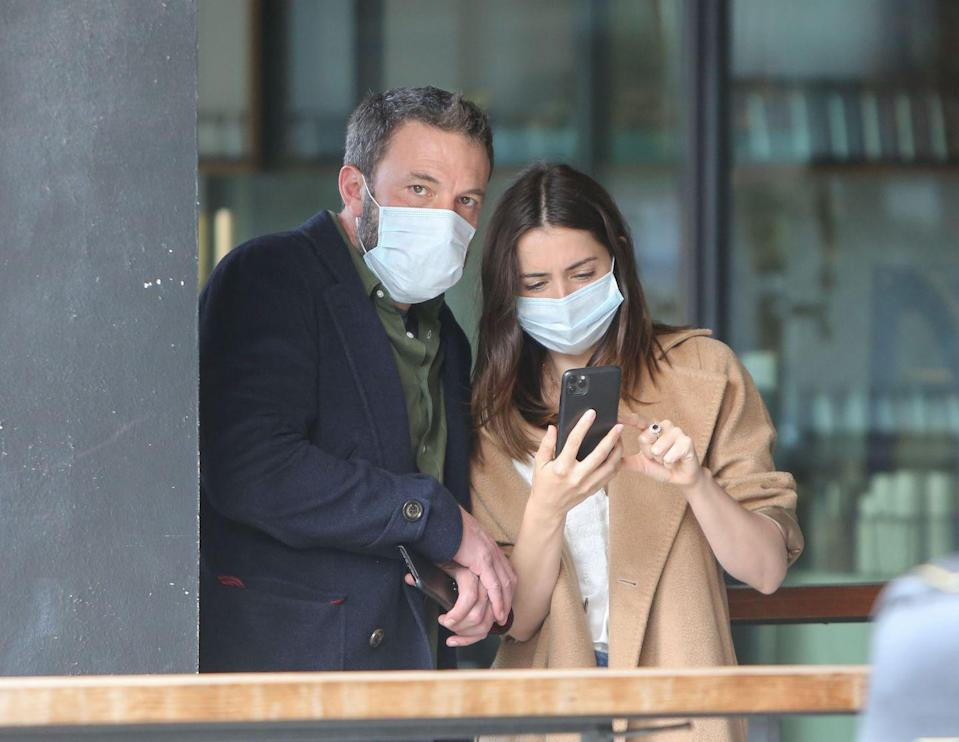 <p>No trailer or even stills from <em>Deep Water</em>, but for those who are mourning the loss of Ben Affleck and Ana de Armas' relationship, fear not: <em>Deep Water</em> follows them as a couple where Affleck's character allows his wife to have affairs to avoid divorce. But then her suitors start coming up missing and suddenly, that divorce seems preferential. </p>