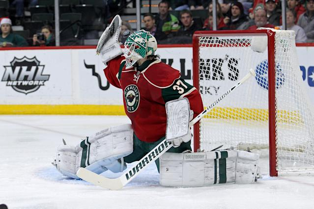 Wild expect Josh Harding to be available in time for training camp