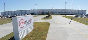 Built in 2016, the Tunica EV manufacturing facility is established and ready for Mullen to begin engineering and manufacturing efforts related to EV vehicle testing and production validation.  Vehicle assembly line is slated to begin in Q3 2021.