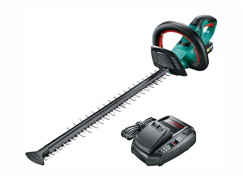 Bosch cordless hedge cutter: Was £119.21, now £81.20, Amazon.co.uk (Amazon)