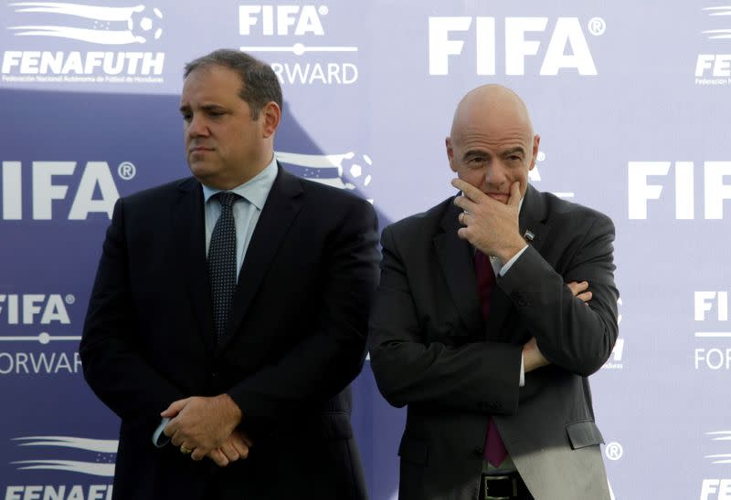 FIFA vice-president ponders calendar year season in Europe