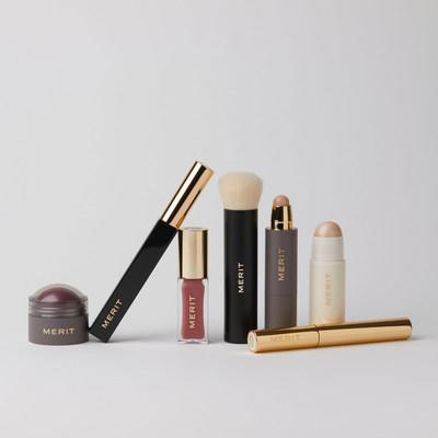 MERIT will continue to grow its color cosmetics collection and expand into new categories.