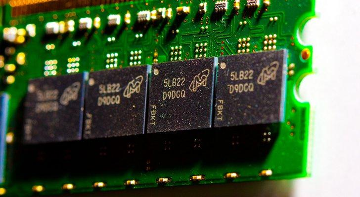 Is Micron Stock Poised To Make New Lows On Changes To DRAM Chip Outlook?