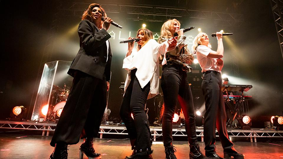 All Saints have often said that Bananarama were an influence on him (Image: Getty Images)