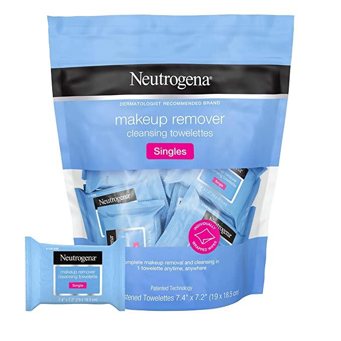 "<h2>Neutrogena Makeup Remover Facial Cleansing Towelette Singles</h2><br>We've all heard of Neutrogena, but you may not have yet discovered the drugstore favorite's travel-sized singles. Ideal for gals on the go, they're small enough to fit in your micro bag. <br><br><strong>Neutrogena</strong> Neutrogena Makeup Remover Facial Cleansing Towelette, $, available at <a href=""https://www.amazon.com/Neutrogena-Cleansing-Towelette-Waterproof-Individually/dp/B07GKVBQDG/ref=pd_rhf_ee_s_gcx-rhf_0_6/146-3339598-9945948?"" rel=""nofollow noopener"" target=""_blank"" data-ylk=""slk:Amazon"" class=""link rapid-noclick-resp"">Amazon</a>"