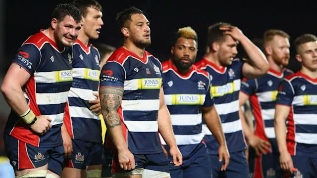 Gloucester ran out comfortable winners at Ashton Gate on Friday, leaving Bristol's fight for Premiership survival increasingly hopeless.