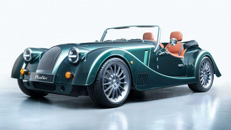 Morgan Plus Six lead image