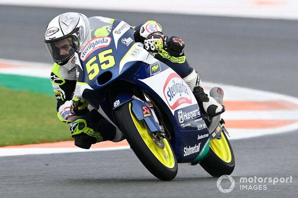 "Romano Fenati, Max Racing Team<span class=""copyright"">Gold and Goose / Motorsport Images</span>"