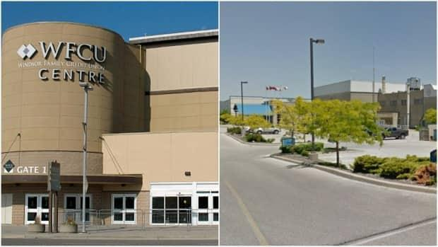 The WFCU Centre opens March 1 for vaccinations for those 80 and older and Leamington's Nature Fresh Farms Recreation Centre will open March 8.