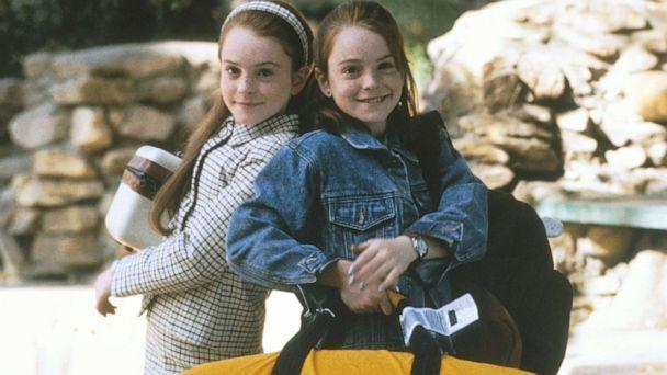 PHOTO: A scene from the 'The Parent Trap,' a remake of Walt Disney Pictures' classic romantic family comedy is seen in this undated file photo. (Lorey Sebastian/Disney Enterprises)