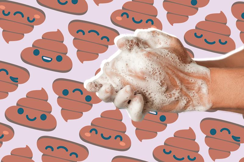 Not Washing Your Hands After You Poop Is More Dangerous Than Eating Raw Meat—Here's Why