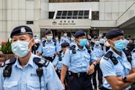 Tong Ying-kit's trial was heard without a jury, a significant departure from Hong Kong's common law tradition