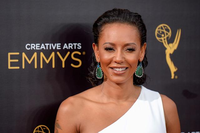 Mel B and Stephen Belafonte recently settled their divorce battle. (Photo: Getty Images)