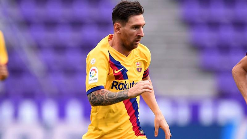 Lionel Messi's best assists for FC Barcelona in La Liga