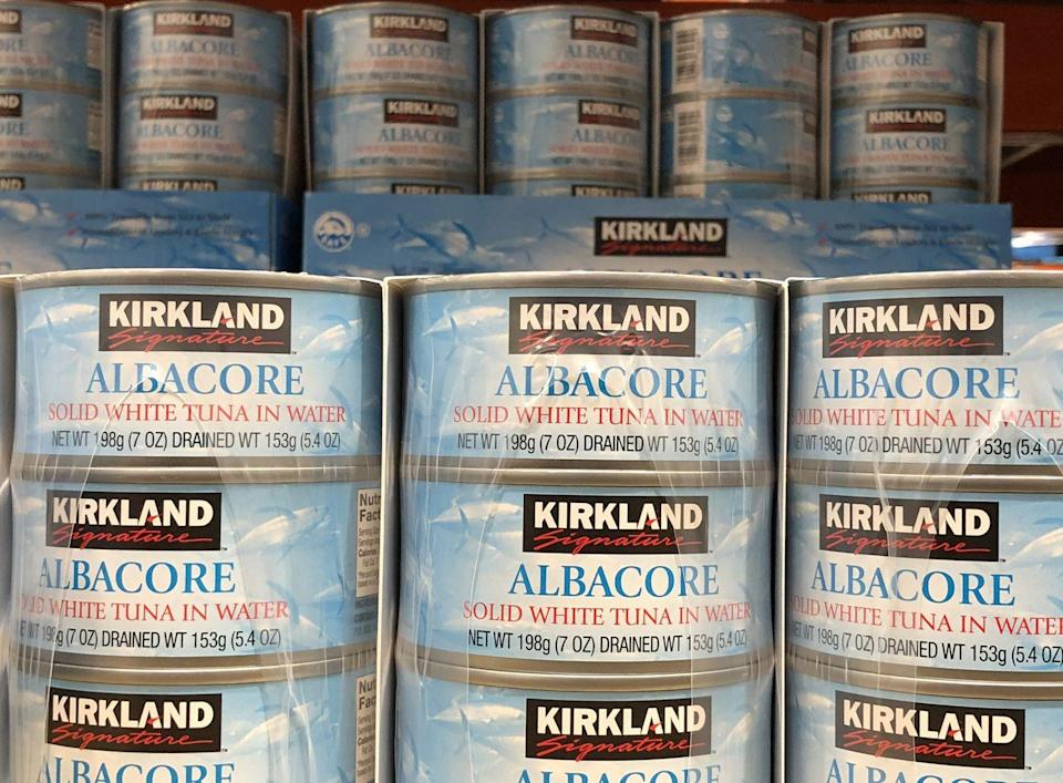 """<p>Consumer Reports show that Kirkland products—everything from bacon to laundry detergent—ranked as some of the <a href=""""https://www.consumerreports.org/cro/news/2015/03/12-ways-to-save-even-more-at-costco/index.htm"""" rel=""""nofollow noopener"""" target=""""_blank"""" data-ylk=""""slk:highest-quality products"""" class=""""link rapid-noclick-resp"""">highest-quality products</a> that are sold exclusively at Costco. </p>"""