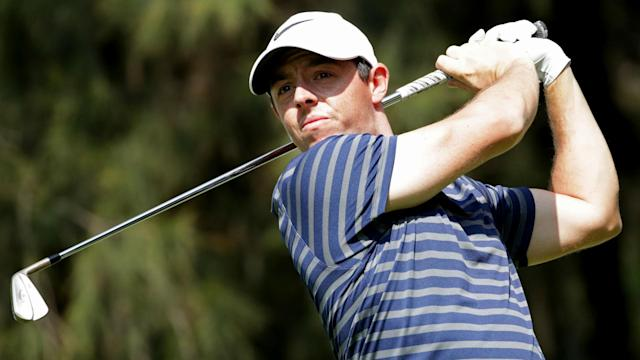 Rory McIlroy and fiancee Erica Stoll reportedly will tie the knot this weekend at the Ashford Castle in Ireland.