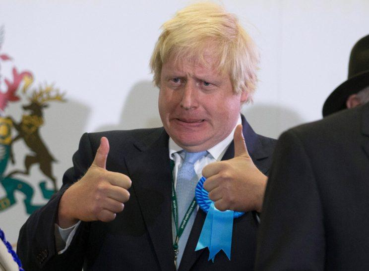 Boris Johnson, the foreign secretary, has become the latest 'big beast' to call for an end to public sector pay caps (Matt Cardy/Getty Images)