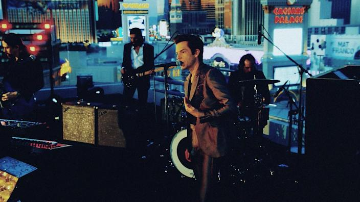 The Killers put on a special show in Las Vegas